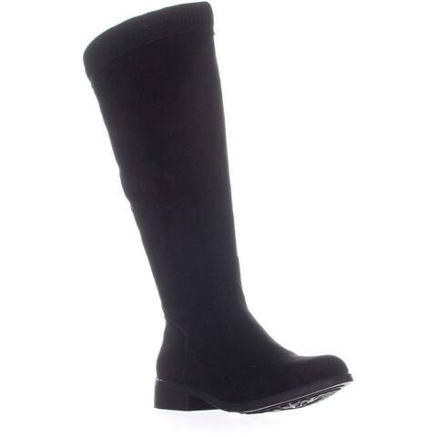 American Rag Womens tamar Fabric Closed Toe Mid-Calf Fashion Boots