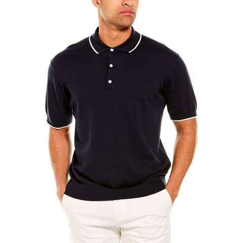 Tailor Vintage Polo Sweater