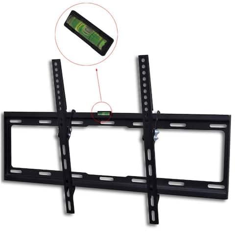 LCD LED Plasma TV Wall Mount Bracket Flat Tilt 32 40 42 46 50 52 55 60 70 inch