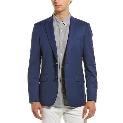 Theory Malcolm Heiron Wool Sport Coat