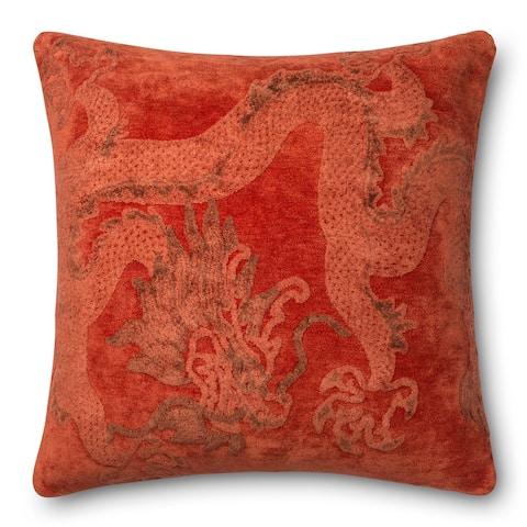 Alexander Home Dragon Throw Pillow