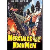 Hercules Against the Moon Men [DVD]