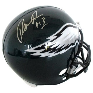 Nelson Agholor Signed Philadelphia Eagles Full Size Replica Helmet JSA ITP