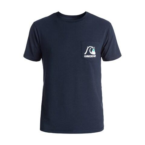 Quiksilver Mens Bubble Amphibian Performance Shirt