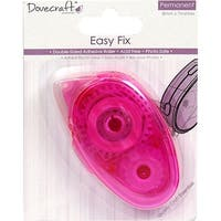 Dovecraft Easy Fix Double-Sided Adhesive Applicator-Permanent, 8Mm X 7M