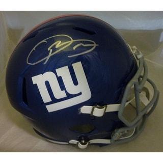 c77d4819d Shop Odell Beckham Jr Autographed New York Giants Full Size speed replica  helmet JSA - Free Shipping Today - Overstock - 13482906