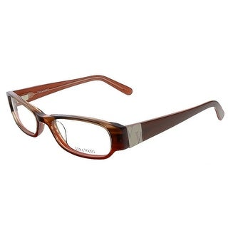 Vera Wang V 041 BU 50 Burgundy Full Rim Womens Optical Frame