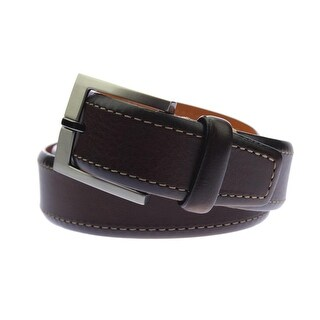 Tommy Bahama Mens Italian Leather Leather Casual Belt - 36