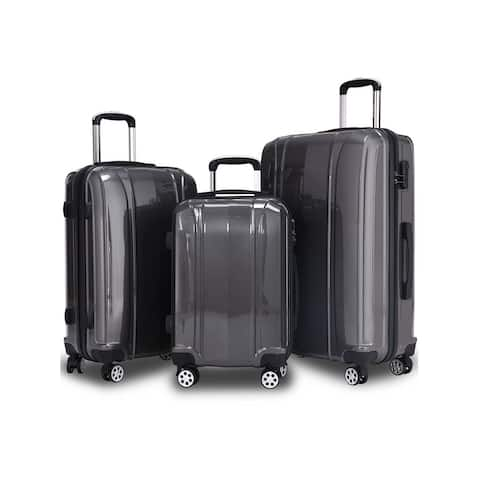 9bb15171bac2 Aluminum Luggage | Shop Online at Overstock