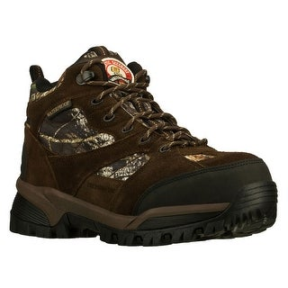 Skechers 77031 CAMO Men's VOSTOK-BACKWOODS COMP TOE Work