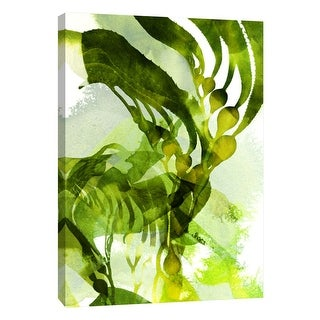 "PTM Images 9-105789  PTM Canvas Collection 10"" x 8"" - ""Watercolor Botanicals 2"" Giclee Botanical Art Print on Canvas"