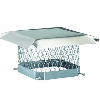 "Hy-C SCSS99 Chimney Cover Cap, 9"" x 9"""