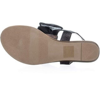 Link to Material Girl Womens Swan Open Toe Casual Similar Items in Women's Shoes