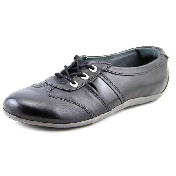Blondo Mao Women Black Oxfords
