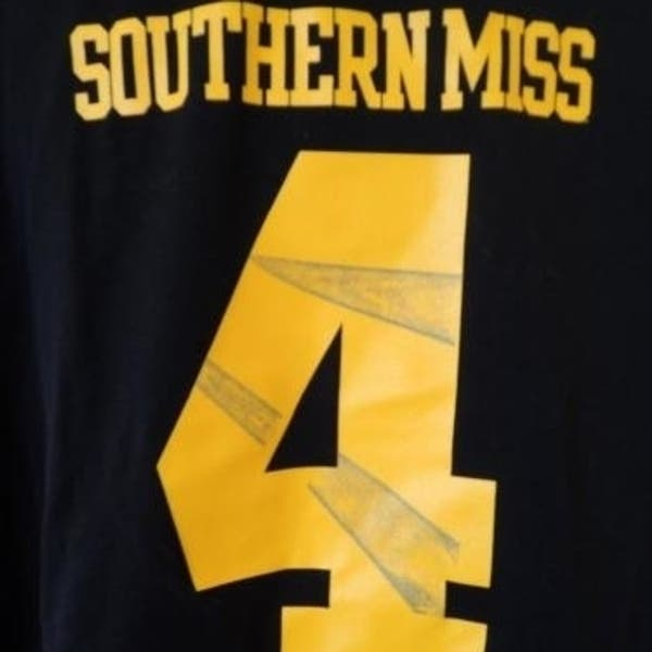 premium selection e23e2 b9861 Shop -minor flaw SOUTHERN MISS GOLDEN EAGLES 4 youth XLARGE ...
