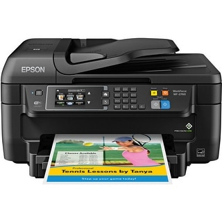 Epson WorkForce WF-2760 All-in-One Printer All-in-One Printer