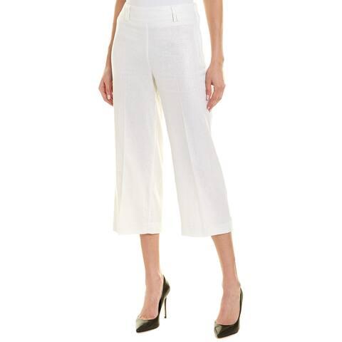 Nanette By Nanette Lepore Linen-Blend Pant