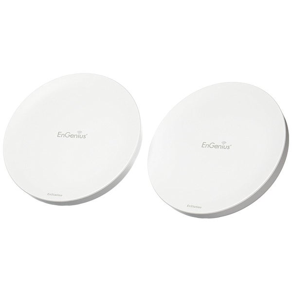 Engenius N-Enstation5 Kit N300 Long Range Wireless 5 Ghz Outdoor Access Point