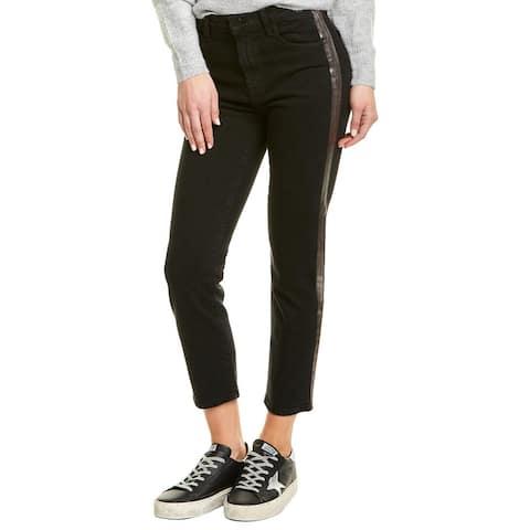 J Brand Ruby High-Rise Cigarette Leg Jean