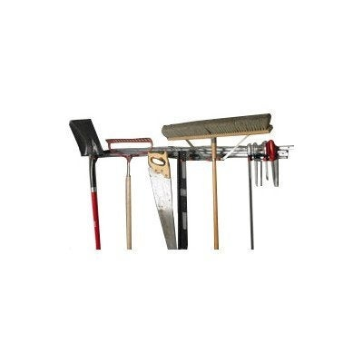 Arrow Shed TH100 Tool Hanger - steel-stainless