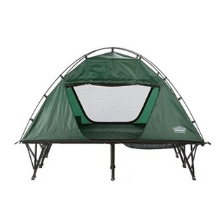 Kamp-Rite DCTC343 Compact Tent Cot Double Size with Rain Fly
