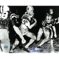 Billy Cannon signed LSU Tigers Vintage 8x10 BW Photo 20 Heisman