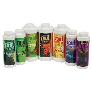 Roots Organics SSPLAY Soul Player Pack Fertilizer, 7-Piece