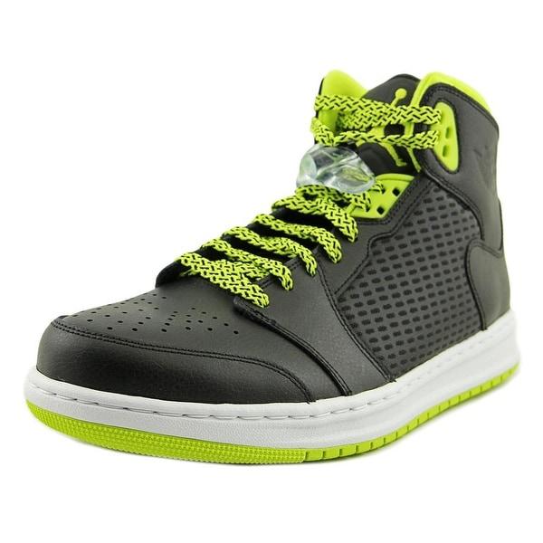 Jordan Prime 5 Men Round Toe Synthetic Black Basketball Shoe