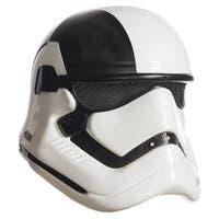 Star Wars: The Last Jedi Executioner Trooper Child Costume 2-Piece Mask - White