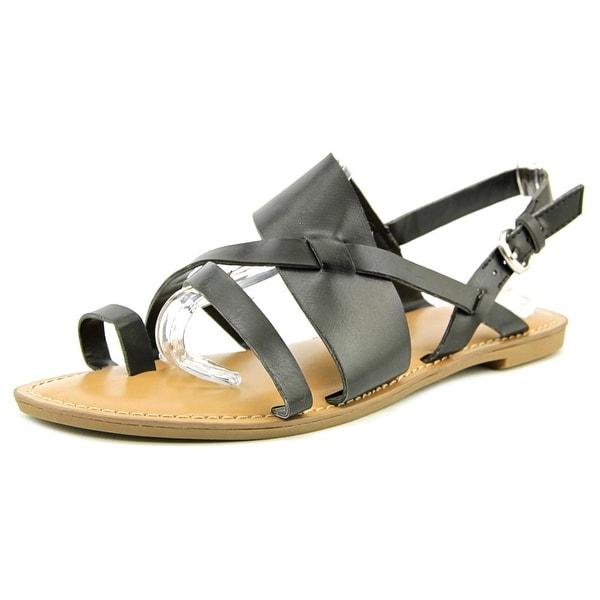 Bar III Voltage Women Open-Toe Synthetic Slingback Sandal