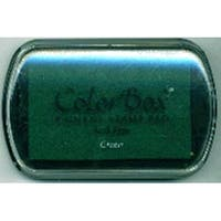 Green - Colorbox Pigment Ink Pad