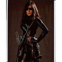 Signed Miller Sienna GI Joe The Rise of Cobra 8x10 Photo autographed