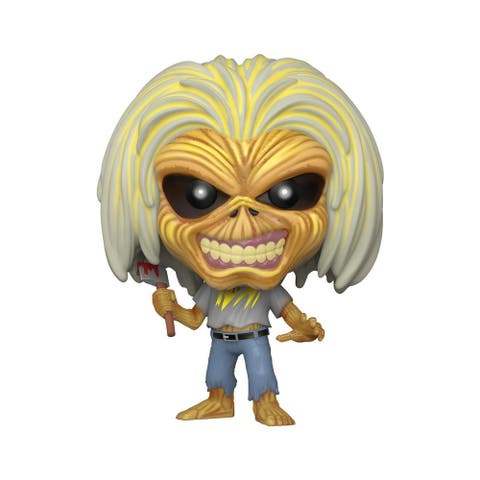 "FunKo POP! Rocks Iron Maiden Killers Eddie 3.75"" Vinyl Figure"