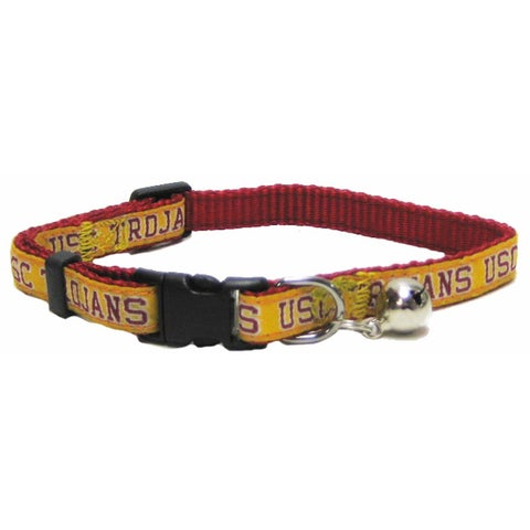 Collegiate USC Trojans Cat Collar