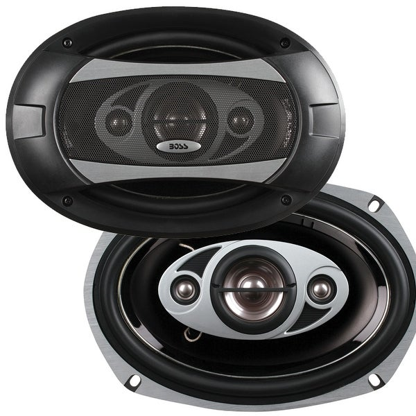 Boss Phantom 6x9 4Way Speaker