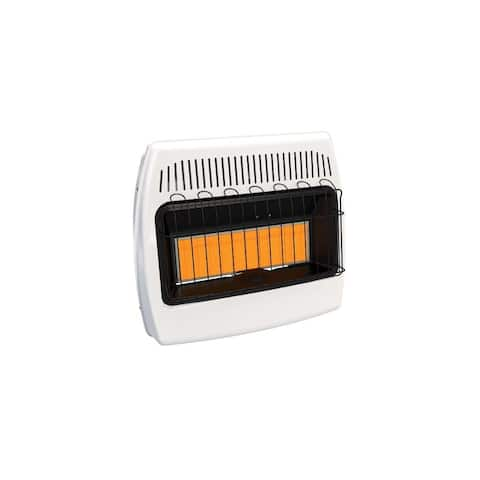 Dyna-Glo IR30NMDG-1 30,000 BTU Natural Gas Vent Free Infrared Wall Heater -