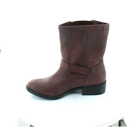 Style & Co. Womens Teylor Closed Toe Ankle Fashion Boots