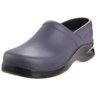 Klogs Womens Boca Textured Slip Resistant Clogs