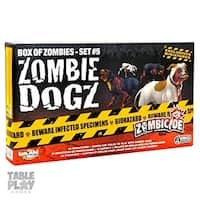 Zombicide Box of Zombies Set #5 Zombie Dogz