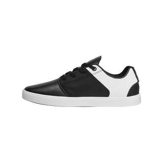 Creative Recreation Santos Sneakers in Black White Ballistic (Option: 13)