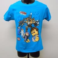 Lego Movie Youth Sizes S-L T-Shirt
