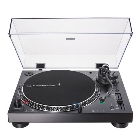 AudioTechnica AT-LP120XUSB Direct-Drive 3-Speed Turntable with USB Output