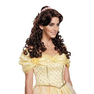 Womens Belle Ultra Prestige Halloween Wig - standard - one size
