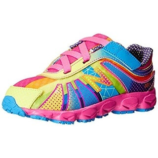 New Balance Hook And Loop Toddler Girls Athletic Running Shoes - 8 wide (c,d,w)