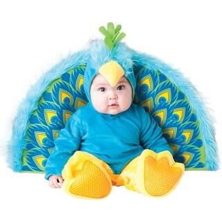 Baby Precious Peacock Animal Bird Halloween Costume