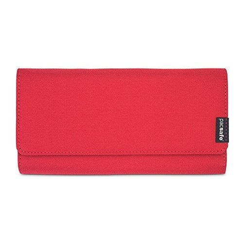 Pacsafe RFIDsafe LX200 - Chili RFID Blocking Clutch Wallet