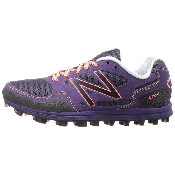 New Balance Womens WT00PP2 Low Top Lace Up Running Sneaker