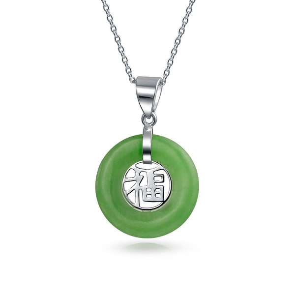 silver pendant buddha pendants laughing women special chalcedony high grade in jade necklace item inlaid natural from fashion green jewelry