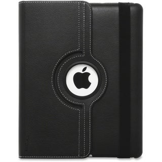 """""""Targus THZ156US Targus Versavu Carrying Case for iPad, Accessories - Black - Water Resistant, Stain Resistant - Apple Logo"""""""