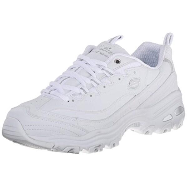 d9fcef35fda1 Shop Skechers Sport Women s D lites Fresh Start Memory Foam Lace-Up Sneaker